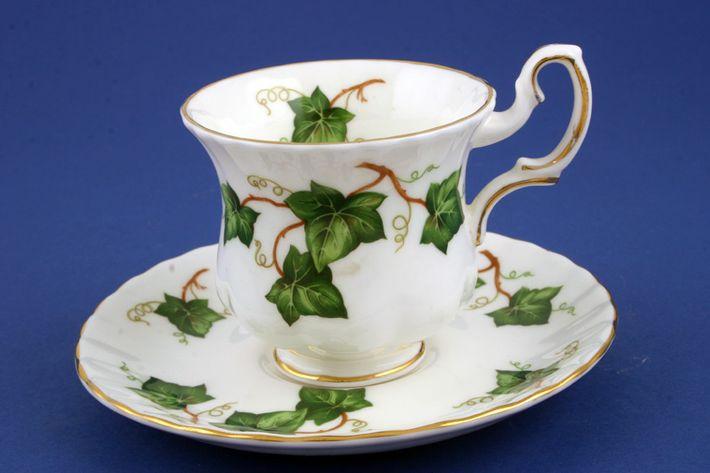 Royal Albert Ivy Leaf