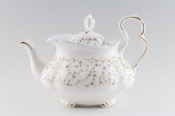 Royal Albert Caroline Teapot 2 1/2pt