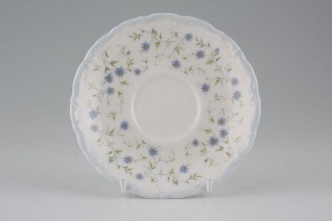 """Royal Albert Caroline Tea Saucer 5 1/2"""""""