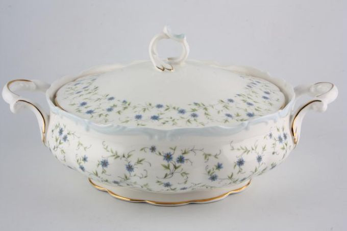 Royal Albert Caroline Vegetable Tureen with Lid