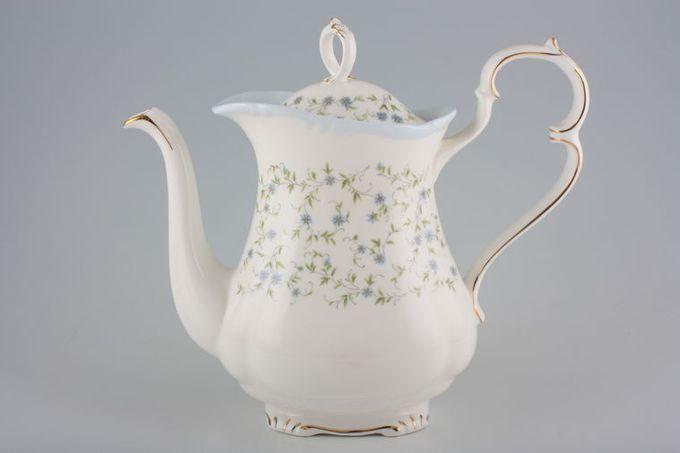 Royal Albert Caroline Coffee Pot 2pt