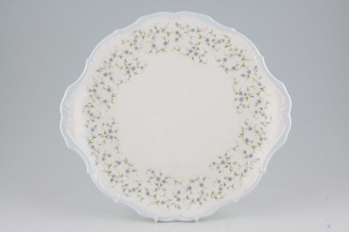 Royal Albert Caroline Cake Plate 12 1/2""