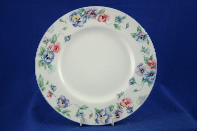 "Royal Albert Catarina Dinner Plate 10 1/2"""