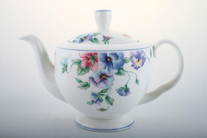 Royal Albert Catarina Teapot 1 3/4pt