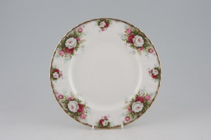 Royal Albert Celebration Starter / Salad / Dessert Plate 8 1/4""
