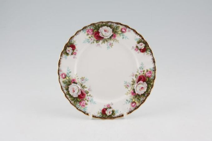 Royal Albert Celebration Tea / Side / Bread & Butter Plate 6 1/4""