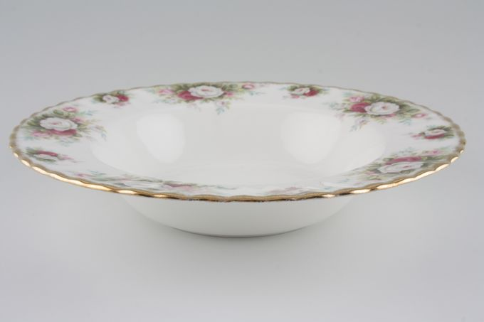 "Royal Albert Celebration Rimmed Bowl soup plate 9 3/8"""