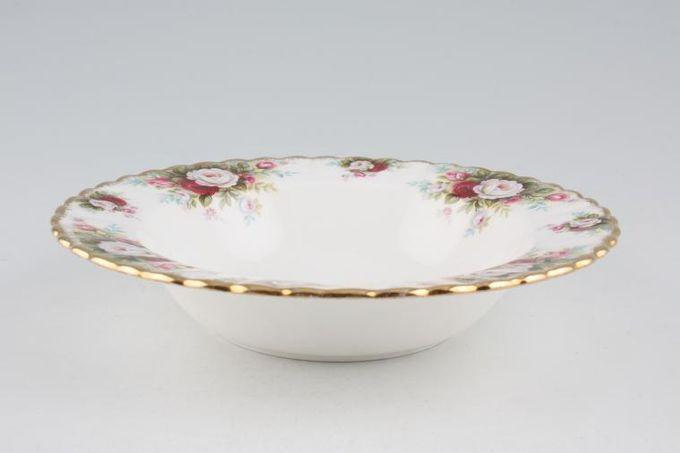 "Royal Albert Celebration Rimmed Bowl soup/dessert 8"""