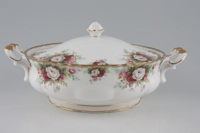 Royal Albert Celebration Vegetable Tureen with Lid lidded