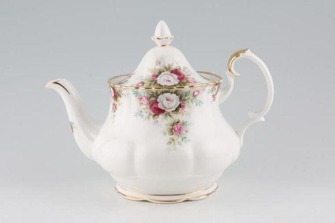 Royal Albert Celebration Teapot 2 1/2pt