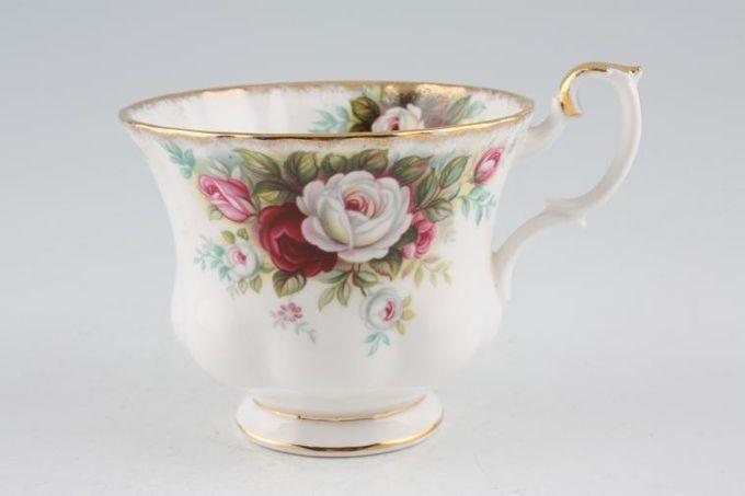"Royal Albert Celebration Teacup 3 3/8 x 2 3/4"""