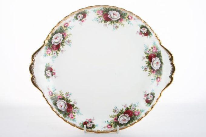 Royal Albert Celebration Cake Plate 10 1/2""
