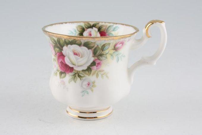 "Royal Albert Celebration Coffee Cup 3 x 2 3/4"""