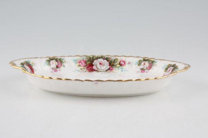 "Royal Albert Celebration Tray (Giftware) 8 1/2"""