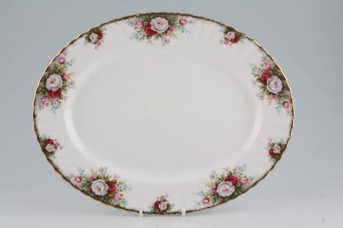 Royal Albert Celebration Oval Platter 13""