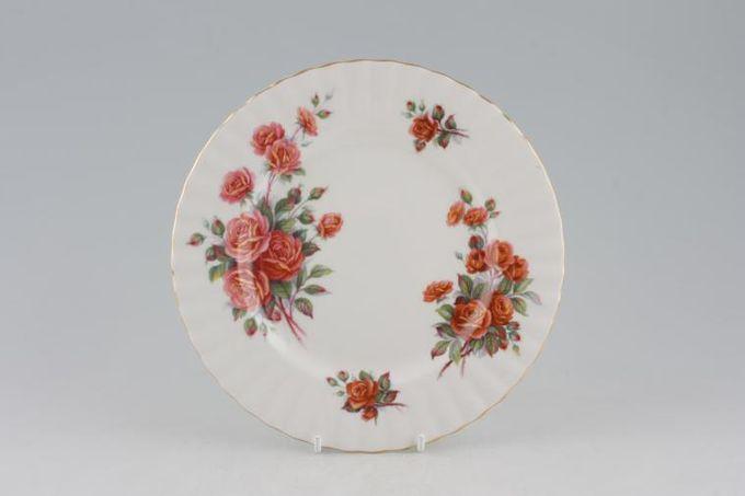 """Royal Albert Centennial Rose Starter / Salad / Dessert Plate 8 1/4"""""""