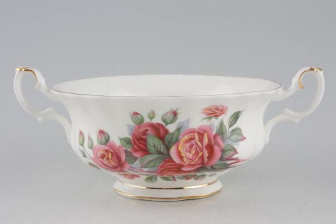 Royal Albert Centennial Rose Soup Cup
