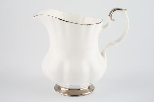 Royal Albert Chantilly Milk Jug 1/2pt