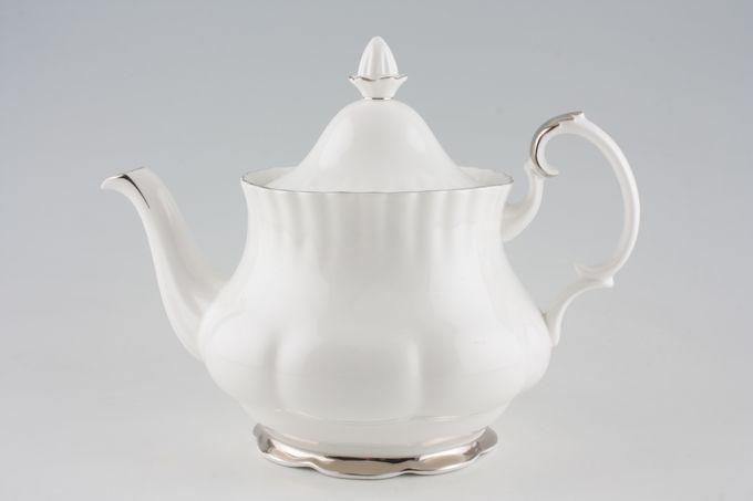 Royal Albert Chantilly Teapot 2 1/2pt