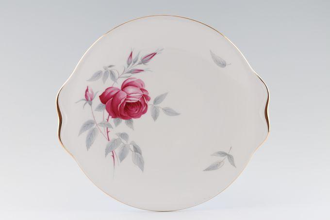"Royal Albert Charmaine Cake Plate 9 3/4"""