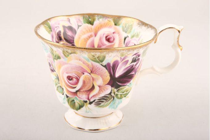 "Royal Albert Amethyst Teacup 3 5/8 x 2 7/8"""