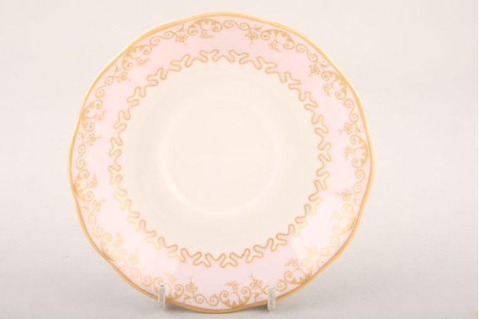 "Royal Albert My Favourite Things - Zandra Rhodes Tea Saucer 5 1/2"""