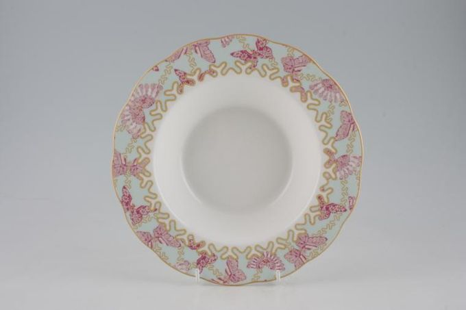 Royal Albert My Favourite Things - Zandra Rhodes Rimmed Bowl Large 9 1/2""