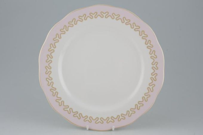 Royal Albert My Favourite Things - Zandra Rhodes Dinner Plate Pink 10 5/8""