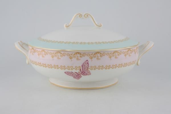 Royal Albert My Favourite Things - Zandra Rhodes Vegetable Tureen with Lid