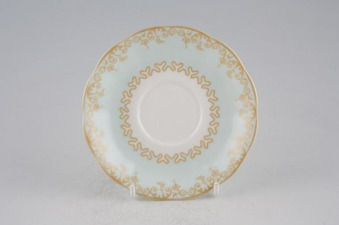 Royal Albert My Favourite Things - Zandra Rhodes Coffee Saucer 4 3/4""