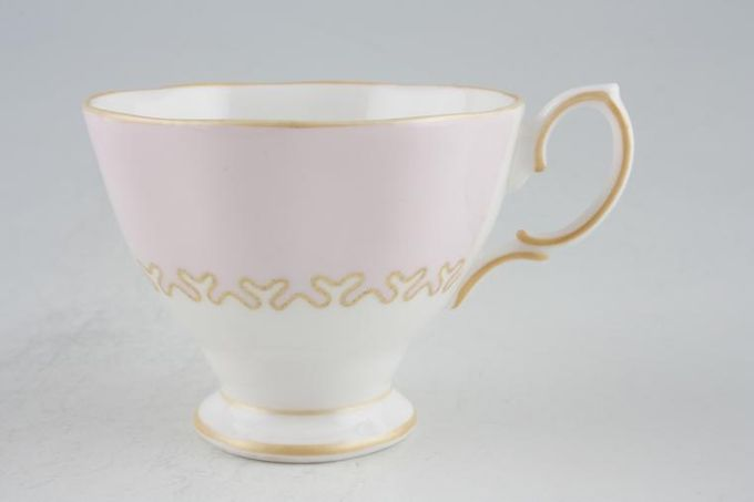 Royal Albert My Favourite Things - Zandra Rhodes Coffee Cup Pink 3 1/8 x 2 1/2""