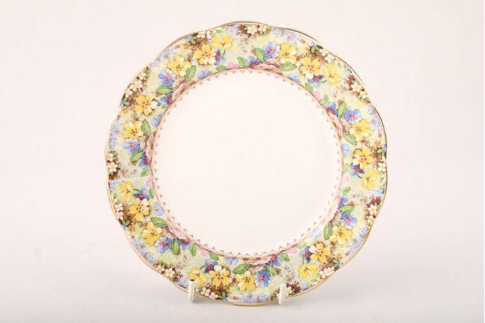 "Royal Albert Mary's Garden Tea / Side / Bread & Butter Plate 7"""