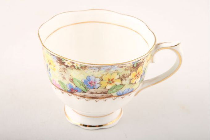 Royal Albert Mary's Garden Teacup 3 1/8 x 2 5/8""