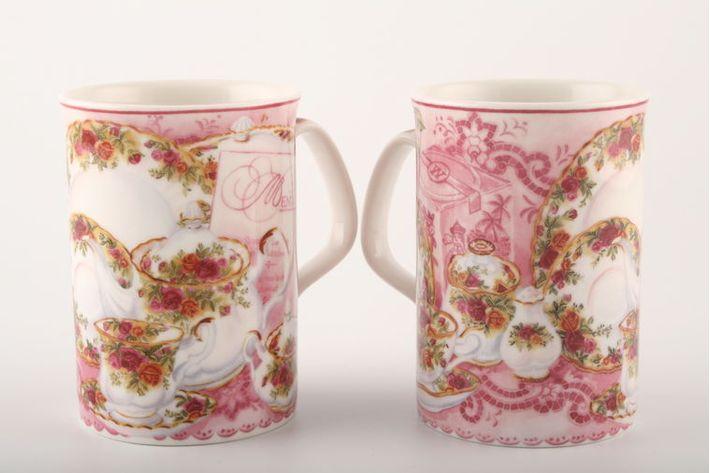 Royal Albert Afternoon Tea