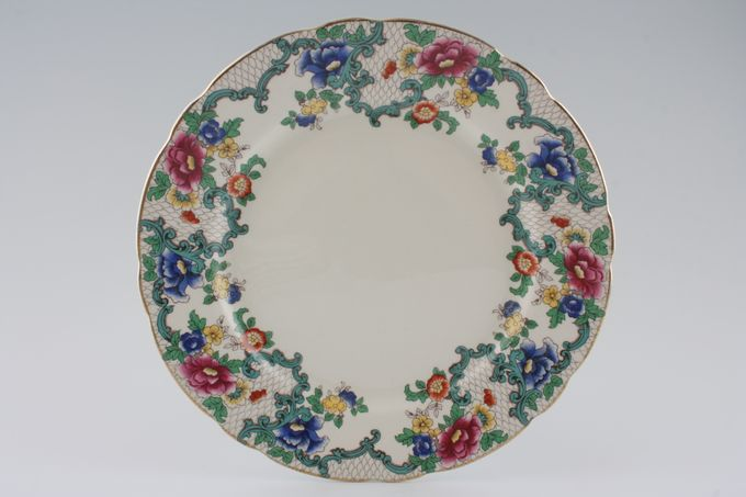 Royal Cauldon Victoria Breakfast / Salad / Luncheon Plate 9 1/4""