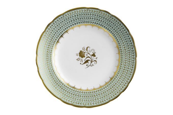 Royal Crown Derby Darley Abbey Accent Side Plate 21cm