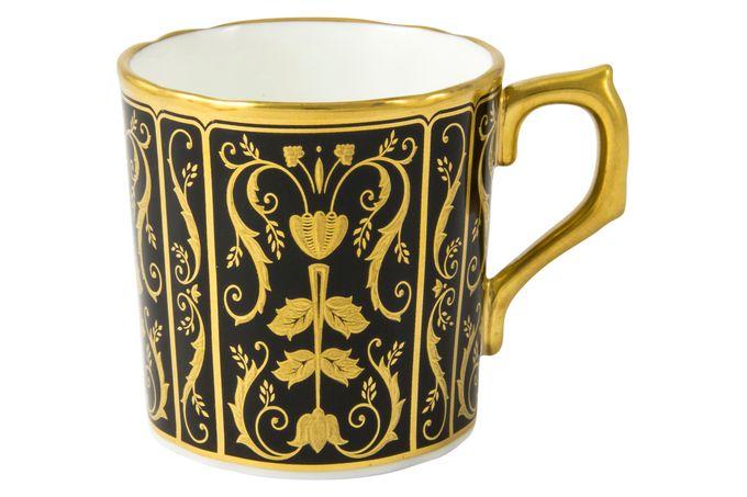 Royal Crown Derby Regency - Black Coffee Cup