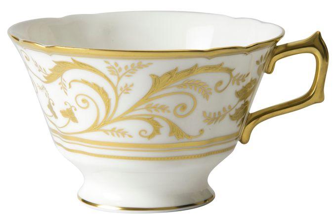 Royal Crown Derby Regency - White Breakfast Cup