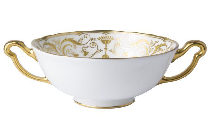 Royal Crown Derby Regency - White Soup Cup