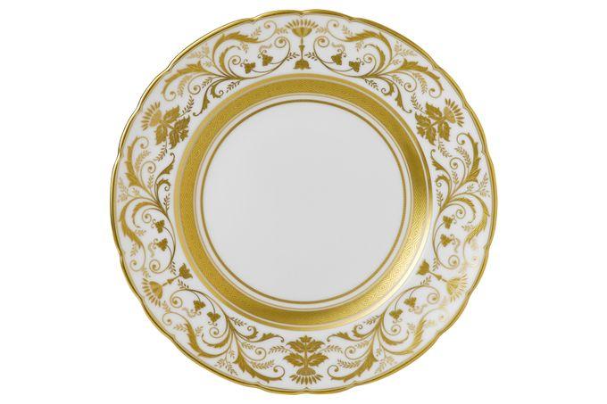 Royal Crown Derby Regency - White Side Plate 21cm