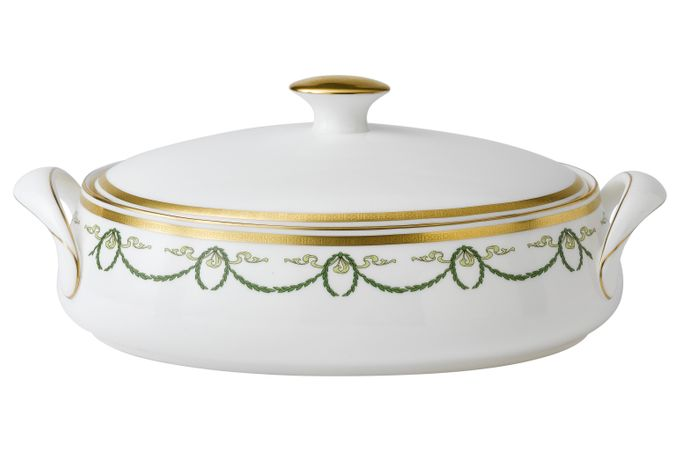 Royal Crown Derby Titanic Vegetable Tureen with Lid