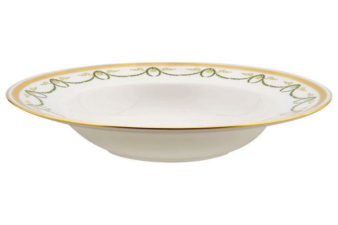 Royal Crown Derby Titanic Rimmed Bowl 21.75cm