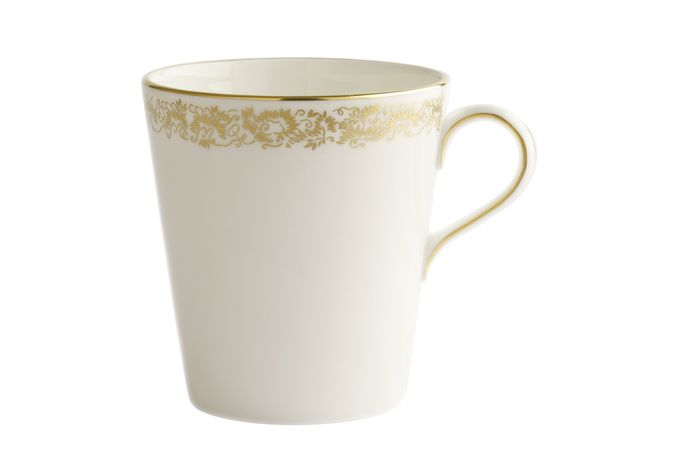 Royal Crown Derby Aves - Gold - Narrow Band Mug