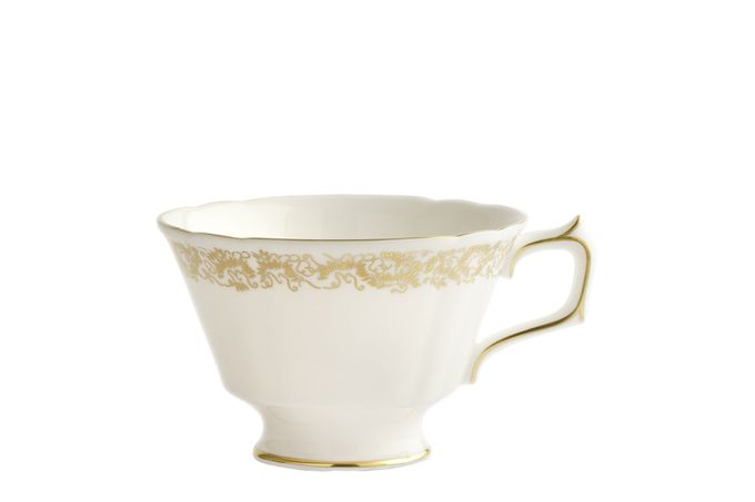 Royal Crown Derby Aves - Gold - Narrow Band Teacup