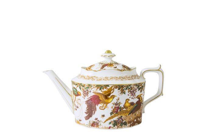 Royal Crown Derby Olde Avesbury Teapot 2 1/2pt