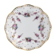 Royal Crown Derby - Royal Antoinette - Tea / Side / Bread & Butter Plate - 6""