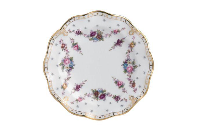 """Royal Crown Derby Royal Antoinette Tea Plate 6"""""""