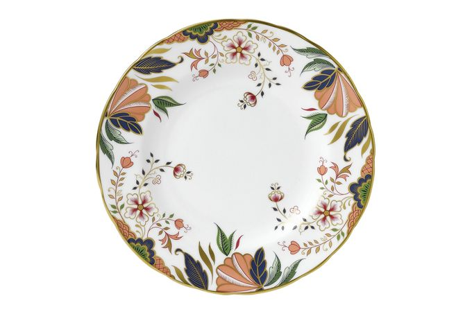 Royal Crown Derby Chelsea Garden Accent Side Plate 21cm