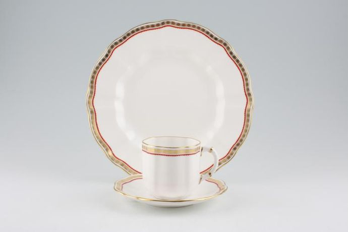 Royal Crown Derby Carlton Red - A1301