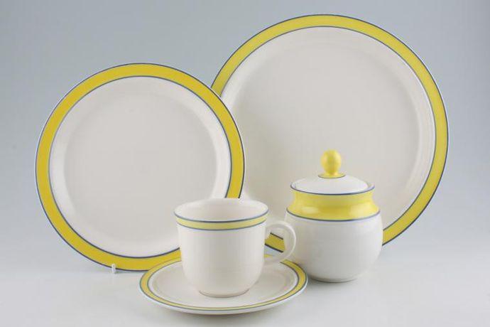 Royal Doulton Colours - Yellow